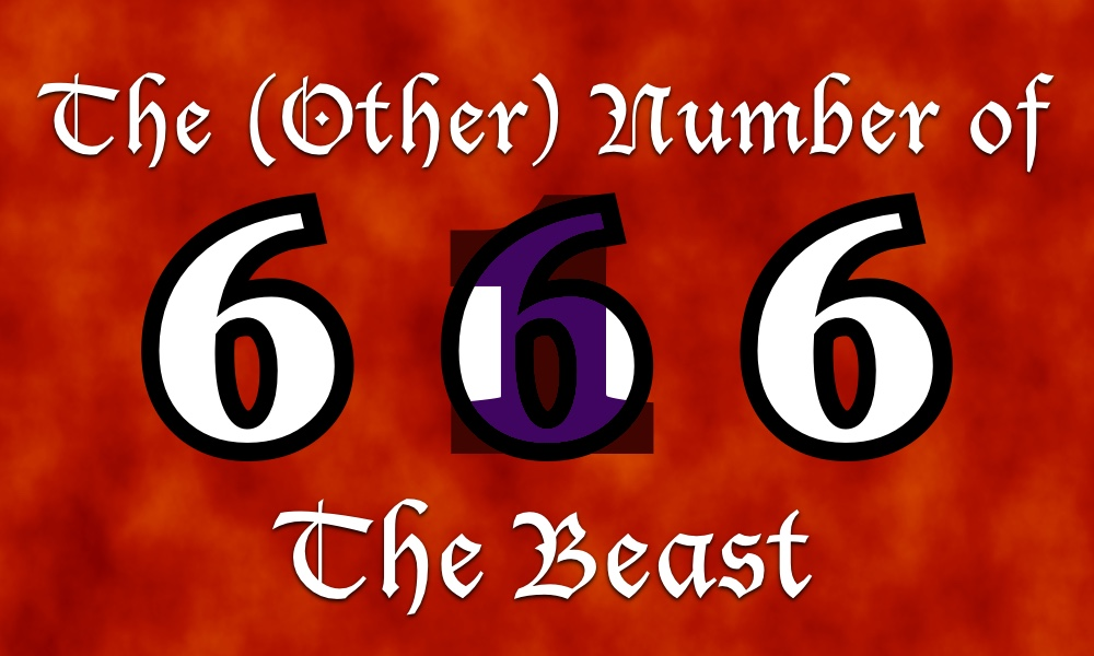 The Other Number of the Beast